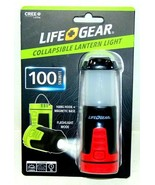 NEW Life Gear 100 Lumen Collapsible Lantern Light 5 Hour Charge NIB NEW ... - $9.70