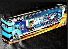 Blue Petty Enterprizes #43 Die-Cast Collector Trailer Rig AA19-NC8012
