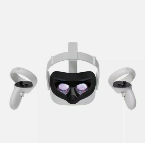NEW Oculus Quest 2 64GB All-in-One VR Headset Left+Right Controllers