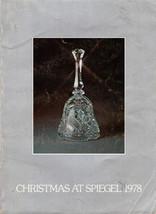 1978 CHRISTMAS AT SPIEGEL '78 WISH BOOK SPIEGELS CATALOG - $35.15