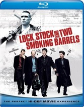 Lock Stock & Two Smoking Barrels (Blu Ray) (Eng Sdh/Fren/Eur)