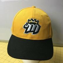 Memphis River Kings Yellow Team Cap Hat Caps Hats Snapbacks - $15.63