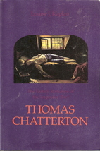 The Family Romance of the Impostor-Poet Thomas Chatterton by Louise J. K... - $4.00