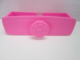 Disney Doc McStuffins Mobile Vet Clinic Cart replacement pink drawer - $4.90