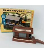 Plasticville Freight Station 2610-100 HO Gauge Vintage Train Railroad - $24.74