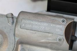 07 Mercedes W219 CLS550 V8 Engine Computer Ignition FOB ECU EIS ISL Married Set image 3