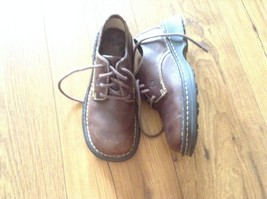 Born Honesty Braune Oxfords Schnürschuhe Sz 6.5 US 37 EUC - $16.75