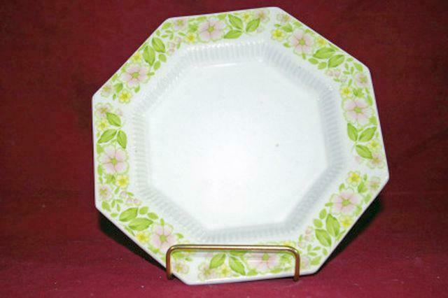 """Nikko Dogwoods Salad Plate 8 1/8"""" - $4.15"""