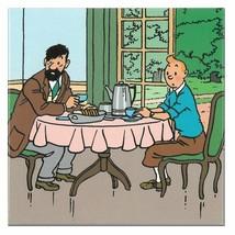 Tintin Set of 5 fridge magnets  Official Tintin product  image 2