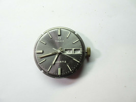 1974 TIMEX VINTAGE QUARTZ ELECTRONIC MOVEMENT AND DIAL RUNS FOR RESTORE ... - $111.27