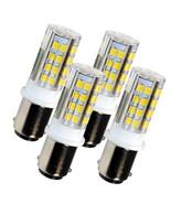 4x HQRP BA15d LED Bulb for Bernina 530, 540, 640, 700, 710, 720, 730, 74... - $24.95
