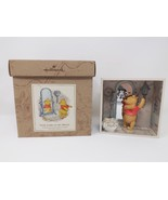 Winnie the Pooh Hundred Acre Wood Shadow Box - Pooh Looks in the Mirror ... - $28.49