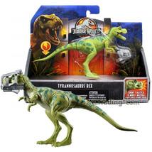 Year 2017 Jurassic World 6 Inch Long Dinosaur Figure TYRANNOSAURUS REX - $34.99