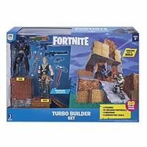 Fortnite Turbo Builder Set 2 Figure Pack, Jonesy & Raven (Jonesy & Raven) - $28.12