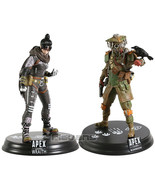 Apex legends Wraith / Bloodhound PVC Figure Collectible Model Toy - $39.56