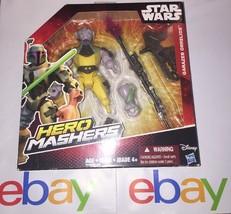 Star Wars Hero Mashers Rebels Garazeb Orrelios New in Box Action Figure ... - $14.35