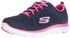 Skechers Sport Women's Flex Appeal 2.0 Simplistic Fashion Sneaker - £41.27 GBP+