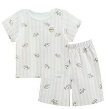 PINK Infant Short Slevees&Shorts 2 Pieces Baby Toddler Underwear Set 6-9M