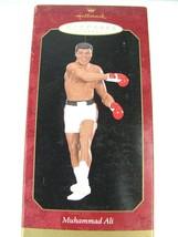 Hallmark Keepsake Ornament 1999 - Muhammad Ali  - $9.85