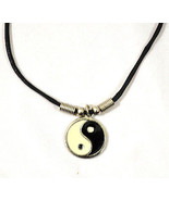 Yin Yang Necklace, Mens/Womens, Buy  One  And  Get  One  Free - $6.99