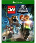 LEGO Jurassic World XBox One Standard Edition Brand New Fast Ship w Trac... - $35.63