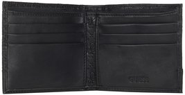 Guess by Marciano Men's Leather Billfold Zipper Coin Pocket Wallet 31GU130027 image 9