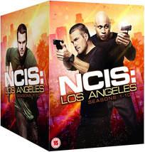 NCIS Los Angeles Complete Series Season 1-10 DVD *REGION 2 PLEASE READ L... - $119.95