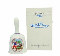 Walt Disney Bell Schmid signature series 1980 vtg Goofy Donald Mickey Ch... - $44.50
