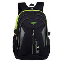 School Backpack Primary Children Schoolbag Waterproof Breathable Nylon Bag Child - $33.49
