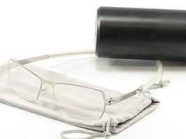 IC! Berlin Eyeglasses Frame Silvia Chrome Stainless Steel Germany 53-15-... - $186.92