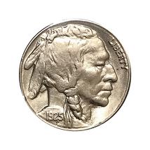 1925 S Buffalo Nickel - Gem BU / MS / UNC - STRONG DETAILS - $800.00