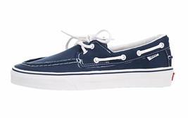 Original Vans Zapato Del Barco VN-0XC3NWD Navy Canvas Casual Men - $54.95