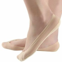 4 Pairs No Show Liner Socks Women'S Low Cut Cotton Nylon Boat Hidden Inv... - $19.94+