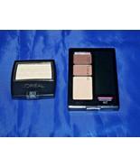Maybelline  Expert Wear Eyeshadow 40T +  Loreal Eyeshadow 803 Sealed - $17.09