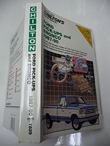 Chilton Book Company repair manual: Covers all models of F-150, F-250, F... - $161.80