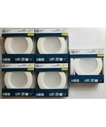 Commercial Electric 4 inch White Recessed Trim LED Ceiling Light Retrofi... - $65.45