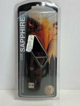 Sapphire Usb Rechargable Light Clip - $34.25