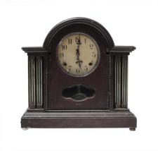Vintage Old Shanghai European Style Handmade Pendulum Swing Clock wk2321 - $495.00