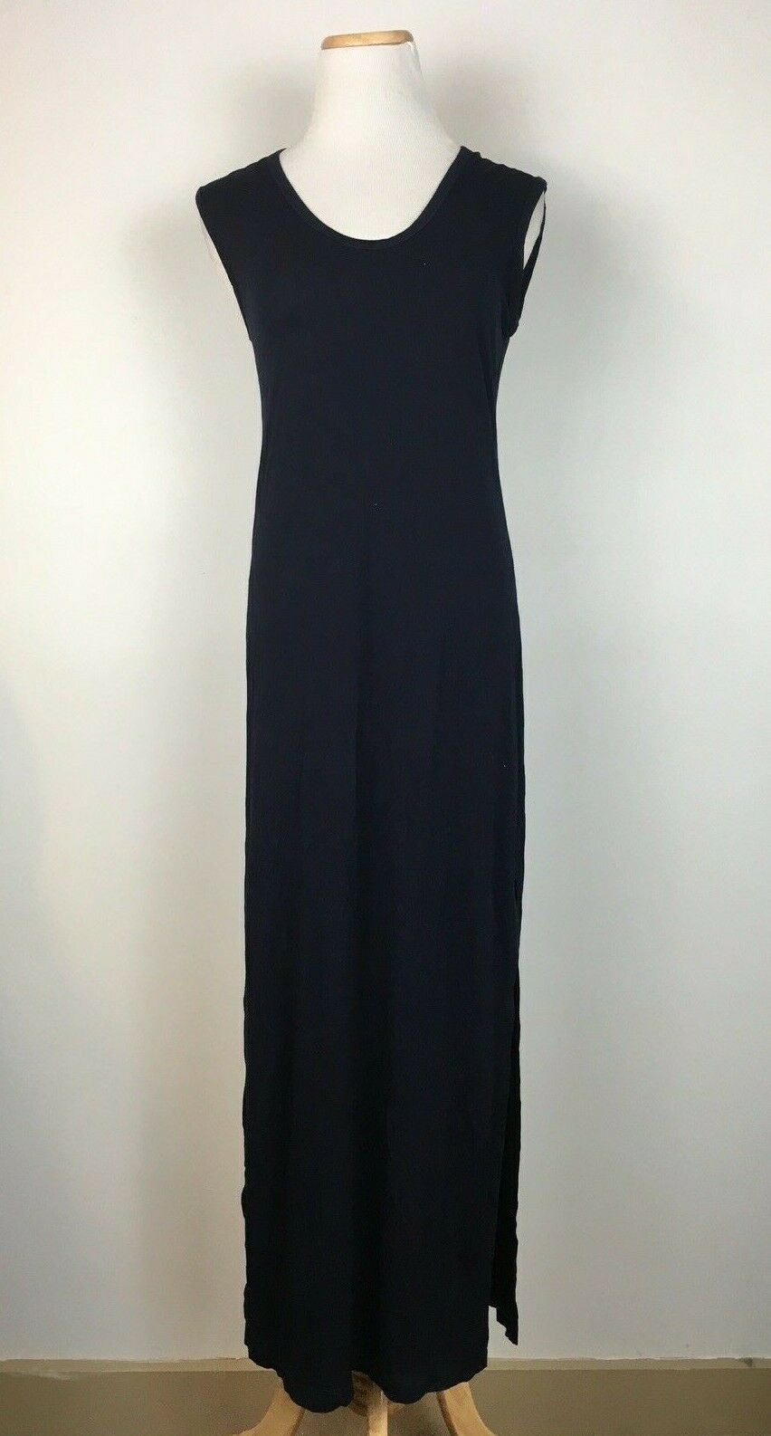 Primary image for J.Crew Women's Navy Blue Petite Maxi Tank Dress Size PXS Style C2828