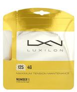 Luxilon - WRZ997110 - 4G 1.25/16L Tennis Racque String Set - $19.75