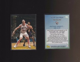 1999 Topps Picture Perfect #PIC5 Keith Van Horn New Jersey Nets - $1.00