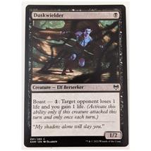 Kaldheim Magic The Gathering Card: Duskwielder 091/285 - $1.90
