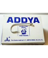 ADDYA Big Game Fishing Hooks Closed Eye Needle Point 9/0 100 Pack - $27.95