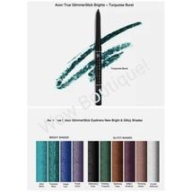 Avon True Color Glimmerstick Eyeliner Plus Glimmerstick Brights Eyeliner - $8.00+