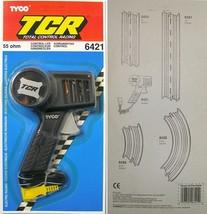 1991 Tyco Tcr Slotless Ho Slot Car Track Controller 55ohm Rare Sealed Card #6421 - $19.79