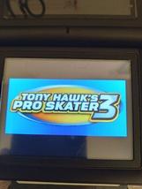Nintendo Game Boy Advance GBA Tony Hawk's Pro skater 3 image 1