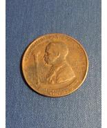 Edward H Harriman Memorial Medal Bronze Token - Duluth & Iron Range Rail... - $100.00