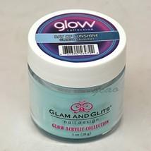 Glam and Glits ACRYLIC Glow in the Dark Nail Powder - Ray Of Sunshine 2038 - $16.45