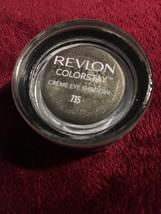 Revlon Pistachio ColorStay Crème Eye Shadow 735 NEW - $10.66