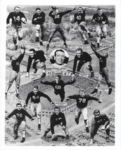 1947 Notre Dame Team 8X10 Photo Fighting Irish Picture Ncaa Football Collage - $3.95